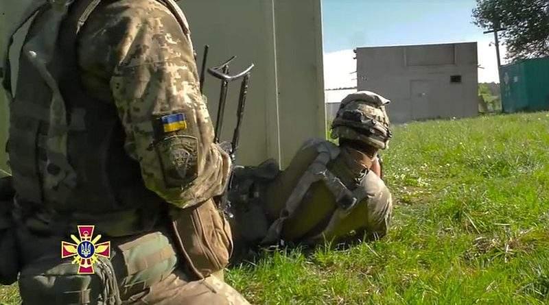 CombinedResolve X - Day 11: бій у населеному пункті (відео)