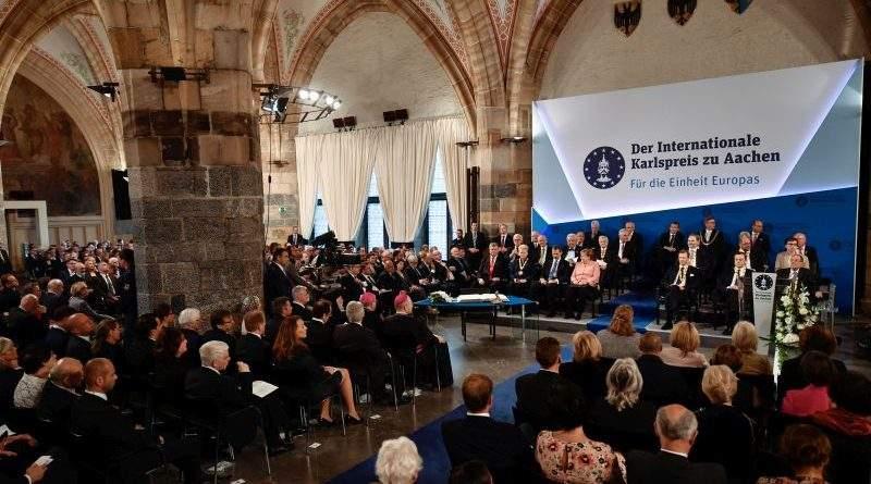Робочий візит Президента України Петра Порошенка до Німеччини (фото, відео)