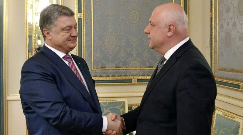 Президент України прийняв Президента Парламентської асамблеї ОБСЄ (фото)