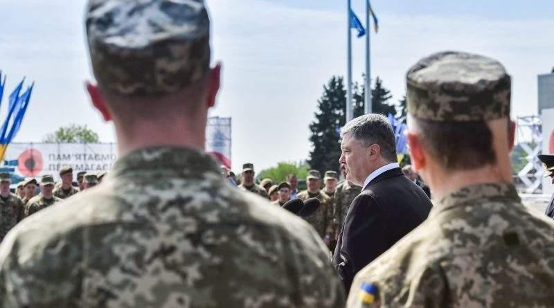 Петро Порошенко взяв участь у відкритті фотовиставки «Герої» (фото, відео)