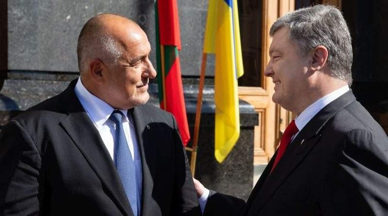 Президент України провів зустріч із Прем'єр-міністром Болгарії (фото, відео)