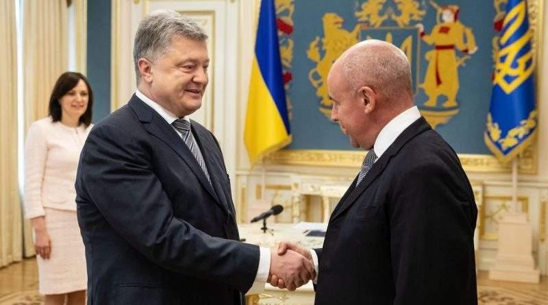 Петро Порошенко провів зустріч з виконавчим директором компанії Head (фото)