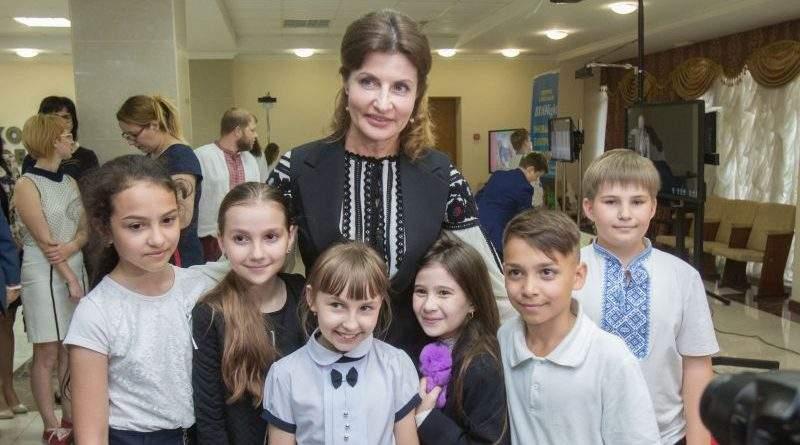 Миколаївщина та Одещина долучилися до проекту Марини Порошенко з розвитку інклюзивної освіти (фото)