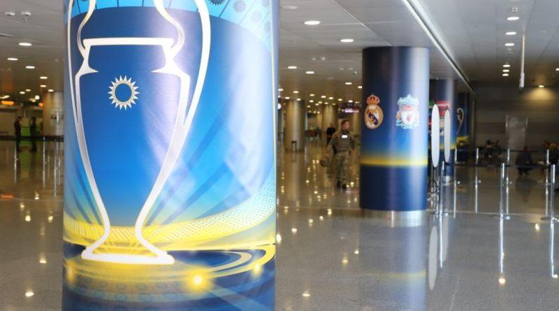 Прикордонний контроль вболівальників фінальних матчів УЄФА буде здійснюватися на пріоритетній основі (відео)