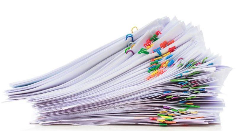 Уряд спрощує ведення господарської діяльності: скасовує дублювання документів та проставлення печатки