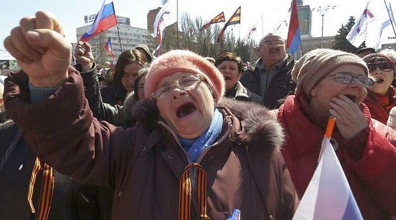 За участь в організації т.з. «референдуму щодо державної самостійності «ЛНР» позбавлення волі до 10 років