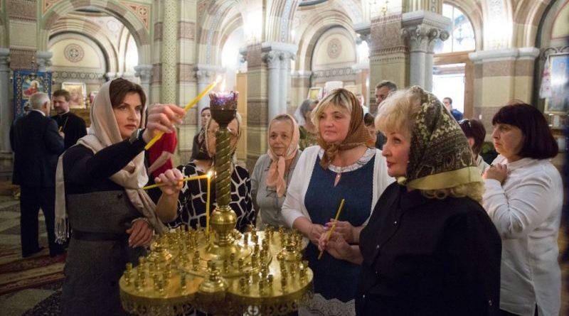 У Чернівцях Марина Порошенко привітала матерів загиблих воїнів із Днем Матері (фото)