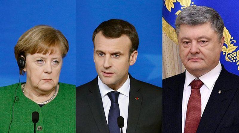 9-10 травня 2018 року Президент України Петро Порошенко здійснить робочий візит до Німеччини