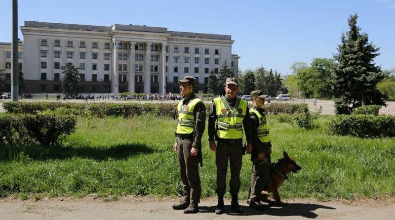 Правоохоронці постійно відслідковують безпекову ситуацію в Одесі, наразі все спокійно (фото, відео, стрім)