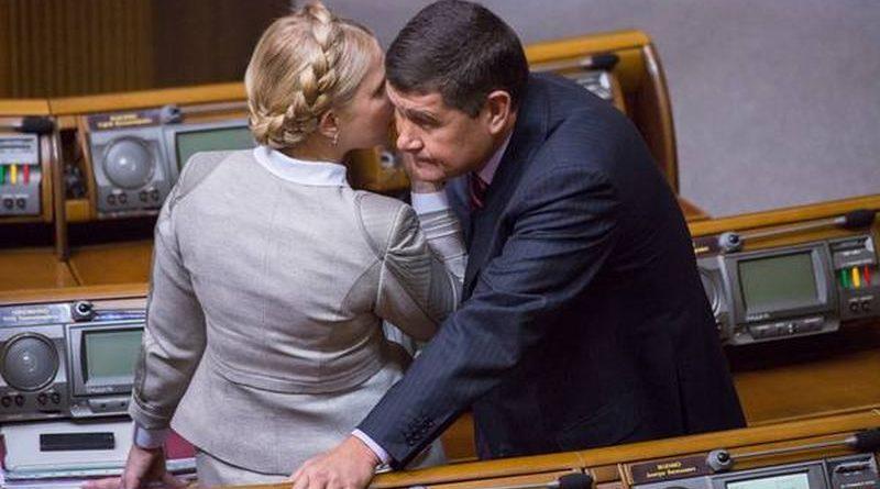 Онищенко топить Тимошенко?