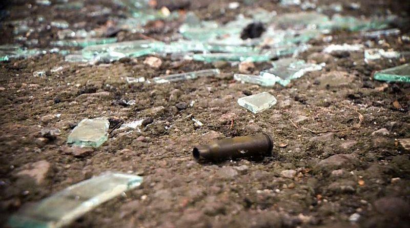 Російсько-окупаційні війська обстріляли населений пункт Залізне