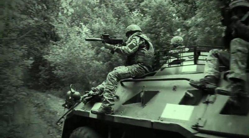 Передові технічні засоби на озброєнні розвідки в районі проведення ООС (відео)