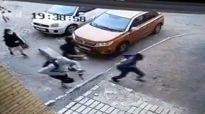 Повідомлено про підозру ще одному учаснику нападу на бійця АТО на Подолі