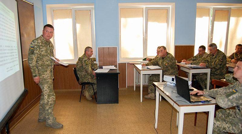 На Донеччині відбувся збір прес-офіцерів ЗСУ та інших військових формувань, залучених до ООС (фото)