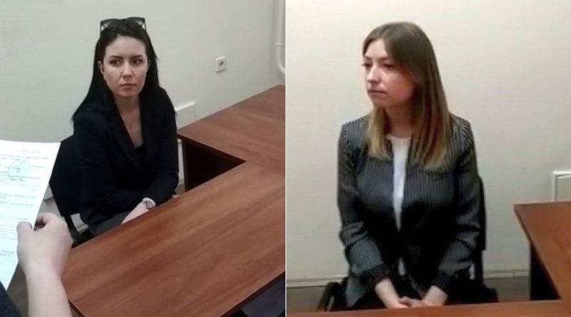 СБУ примусово повернула до РФ та Казахстану спецкорів російських пропагандистських телеканалів (відео)