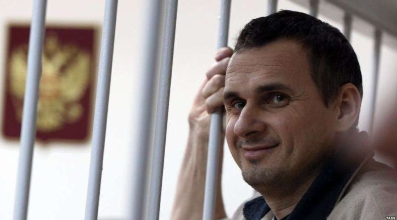 Не Україна вбиває Сенцова