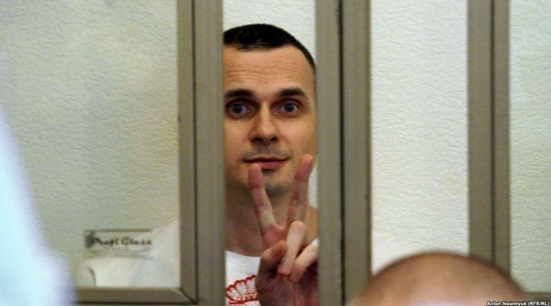 Олег Сенцов оголосив безстрокове голодування проти дій Кремля (лист)