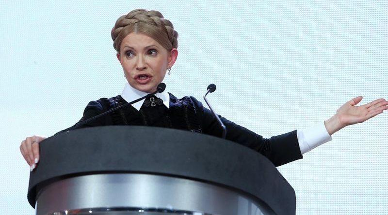 Блиск та злидні рейтингів Тимошенко