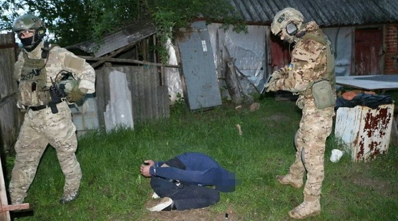 СБУ попередила спробу викрадення спецслужбами РФ громадянина Росії (фото, відео)