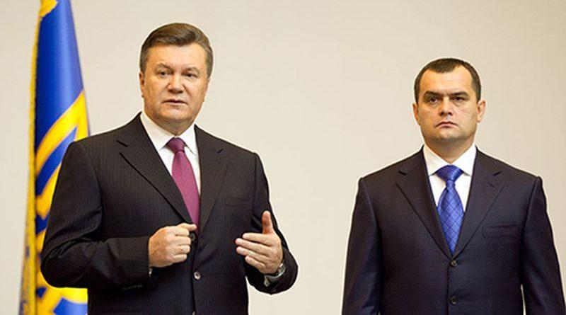 Судом надано дозвіл на спеціальне досудове розслідування стосовно екс-міністра МВС В. Захарченка