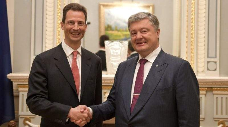 Президент України зустрівся зі Спадкоємним Принцем Князівства Ліхтенштейн (фото, відео)