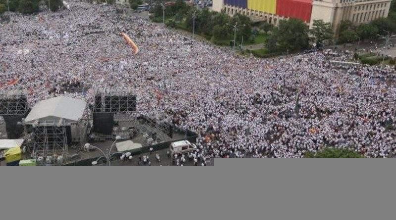 Румунія проти антикорупції