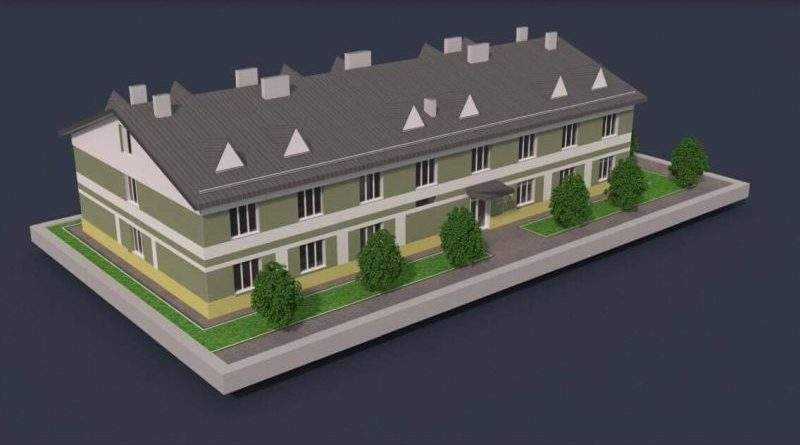 Брифінг щодо стану виконання проекту будівництва житлових комплексів для контрактників (фото)