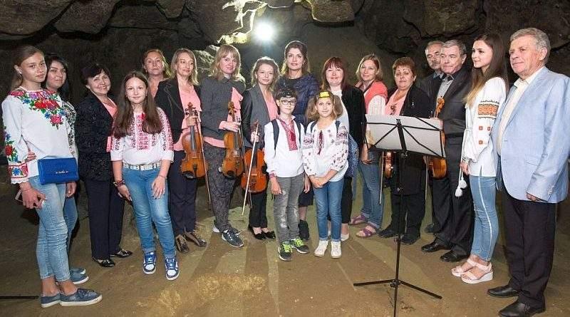 Робоча поїздка Марини Порошенко до Тернопільської області (фото)