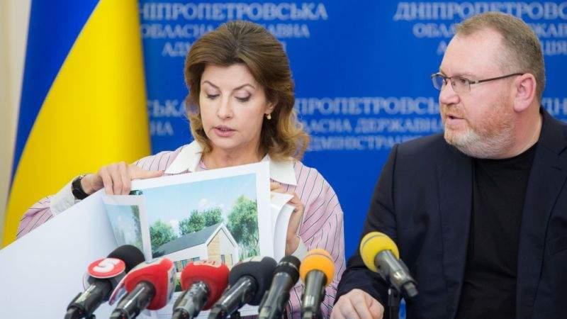 Робоча поїздка Марини Порошенко до Дніпропетровської області (фото)