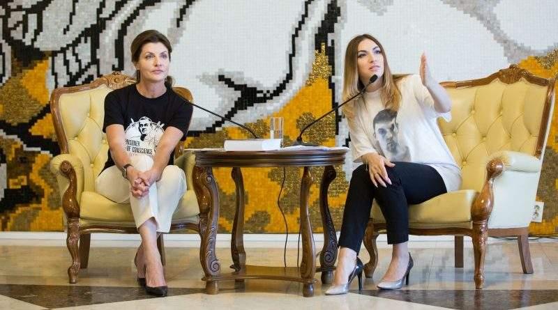 Марина Порошенко провела прес-конференцію з регіональними та всеукраїнськими мас-медіа (фото)