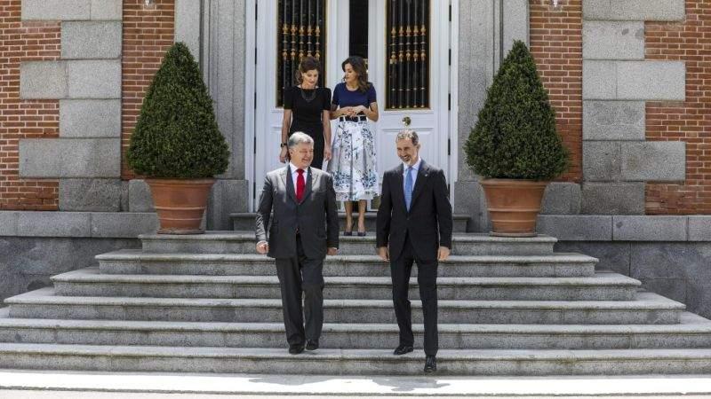 Третій день офіційного візиту Президента України до Іспанії (фото, відео)