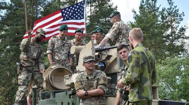 Strong Europe Tank Challenge 2018: відкриття міжнародних змагань, етап наступальна операція (фото, відео, блог)