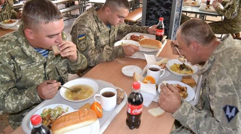У військовослужбовців окремого полку спеціального призначення ССО відбувся «День американської кухні» (фото)
