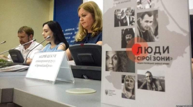 У Києві презентували книгу про російську анексію Криму