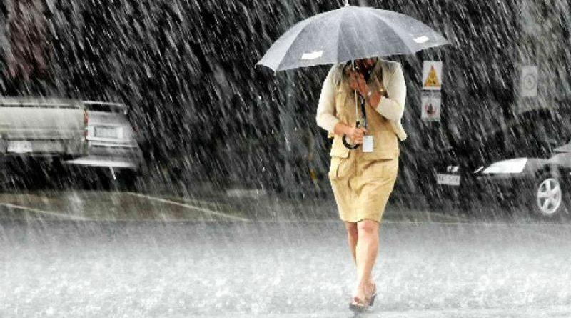 Увага! Попередження про дощі та грози в Україні