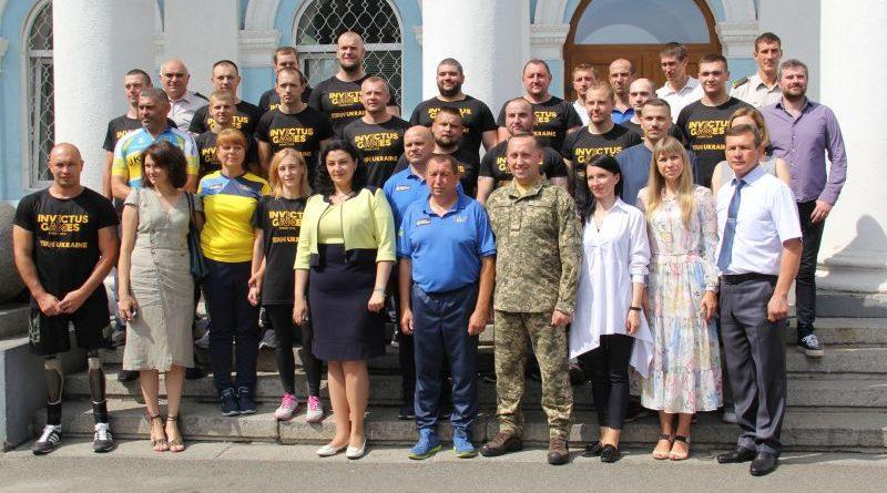 У Києві відбулось знайомство з національною збірною Ігор Нескорених (фото)