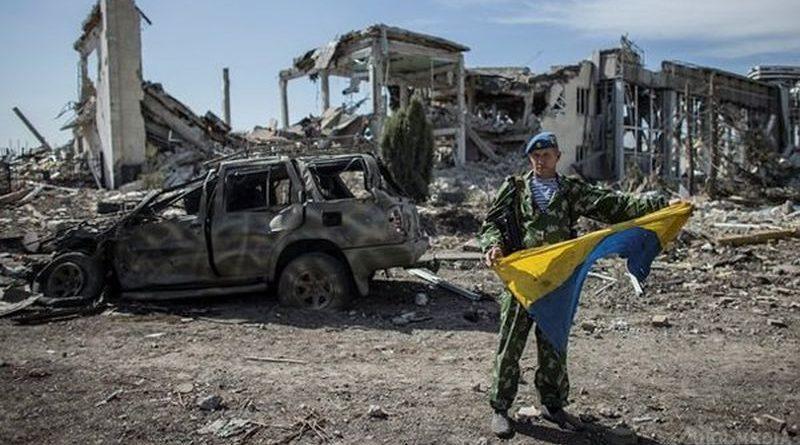 Перша презентація документальної хроніки «У вогняному кільці. Оборона Луганського аеропорту» (фото)