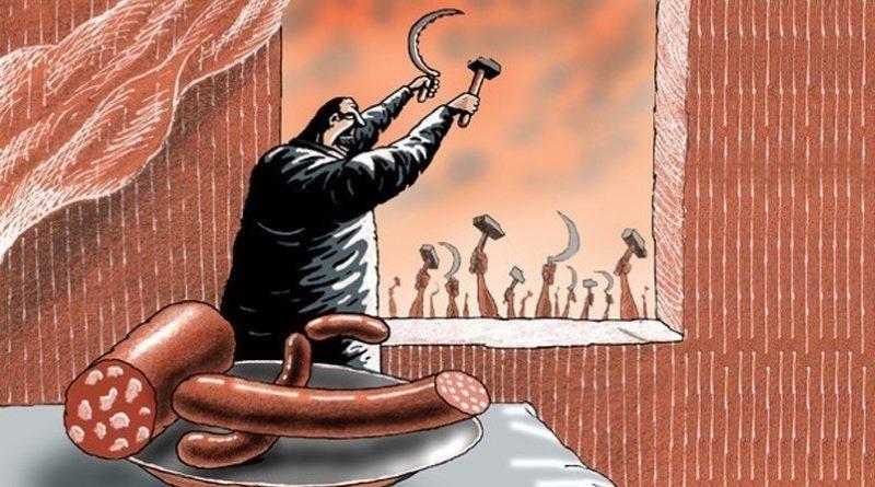 Если выборы пройдут по сценарию зубожилих...