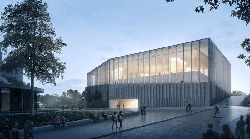 На конкурсі проектів Музею Революції Гідності перемогли архітектори з Німеччини (фото)