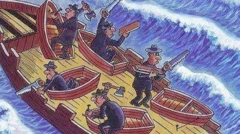 Наша беда не коррупция, а кугутизм