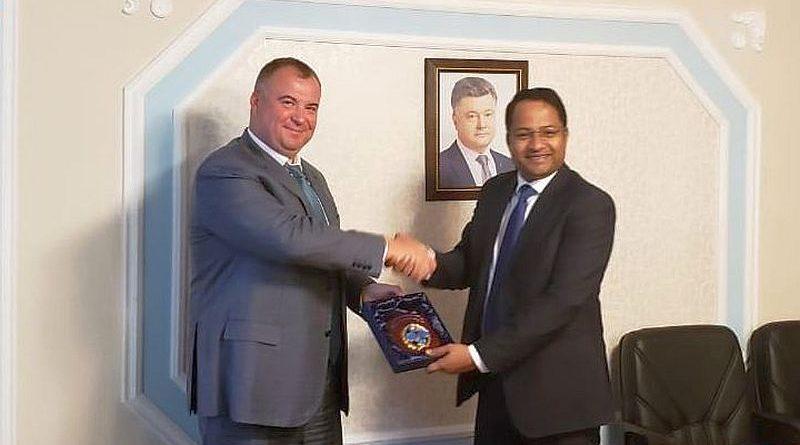 Українсько-індійська робоча група з питань військово-технічного співробітництва проводить засідання у Києві