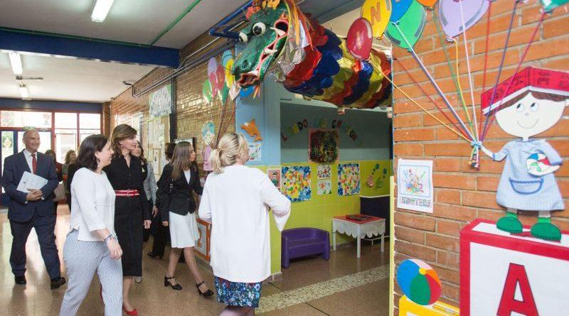 В Іспанії Марина Порошенко домовилася про обмін досвідом у галузі інклюзивної освіти (фото)