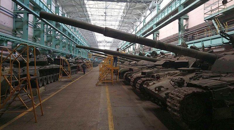 Україна готова розглянути можливість спільного виробництва бронетехніки з Таїландом