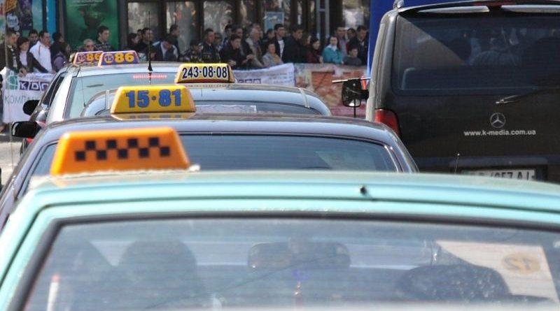 Рынок такси, Фирташ и коррупция