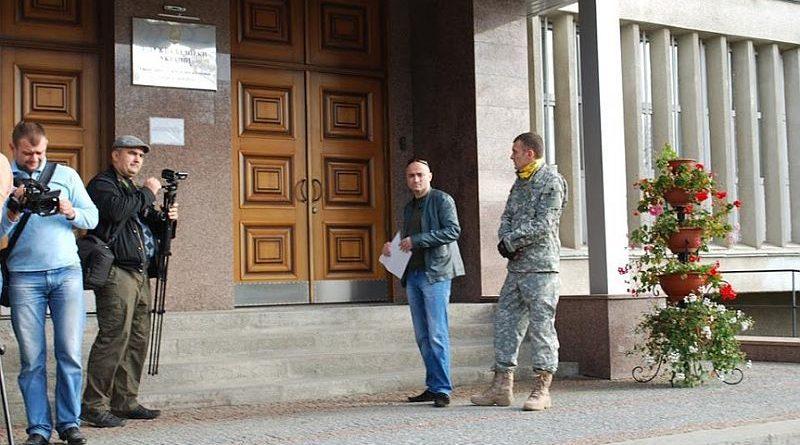 За матеріалами СБУ засуджено одного з ватажків терористів (фото)
