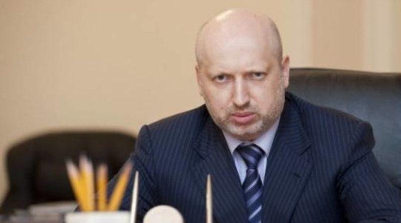 Секретар РНБО України Олександр Турчинов дав ексклюзивне інтерв'ю агентству «Інтерфакс-Україна»