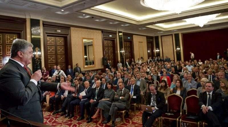 Петро Порошенко зустрівся з представниками бізнес-асоціацій та бізнес-спільнот (фото, відео)