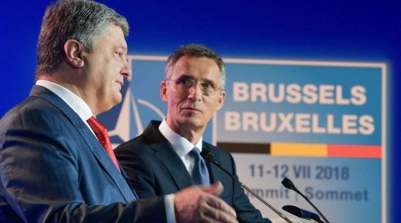 Спільна заява Генсека НАТО та Президента України (фото, відео)