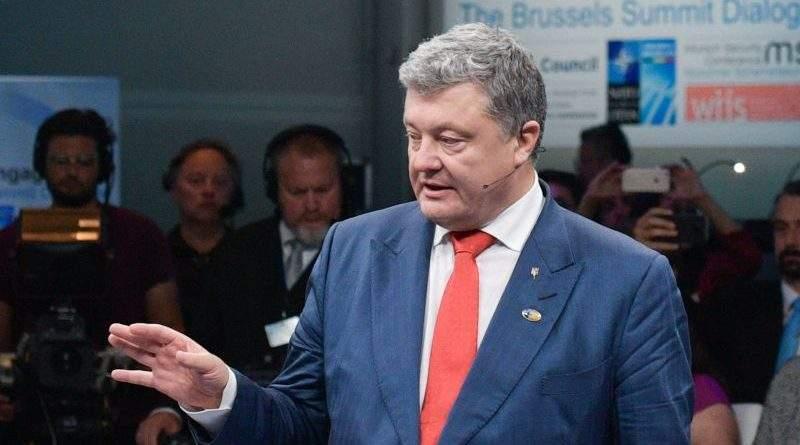 Петро Порошенко взяв участь у спецсесії «Розмова з партнерами НАТО» у рамках симпозіуму «НАТО залучає» (відео)