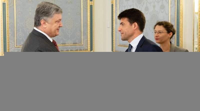 Президент зустрівся з представниками компанії Airbus Helicopters (фото, відео)